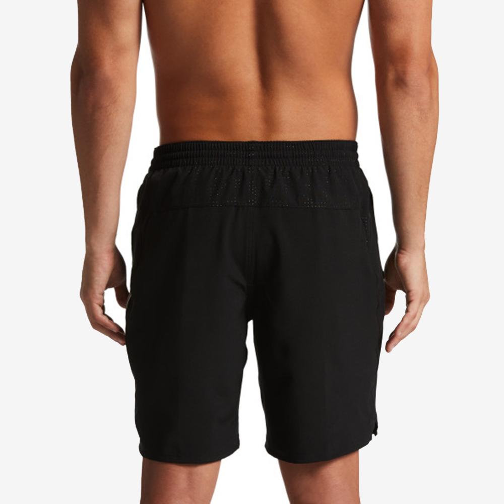 NIKE PERFORATED SWOOSH 成人男性9吋海灘褲 NESS9488
