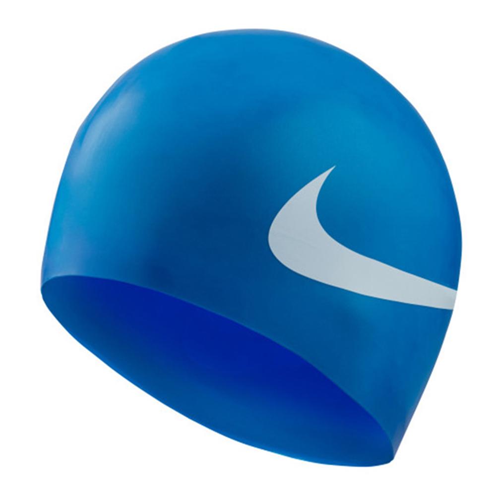NIKE BIG SWOOSH  成人矽膠泳帽 NESS8163