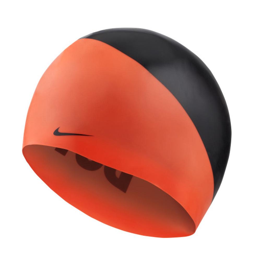 NIKE SLOGAN 成人矽膠泳帽 NESS9164