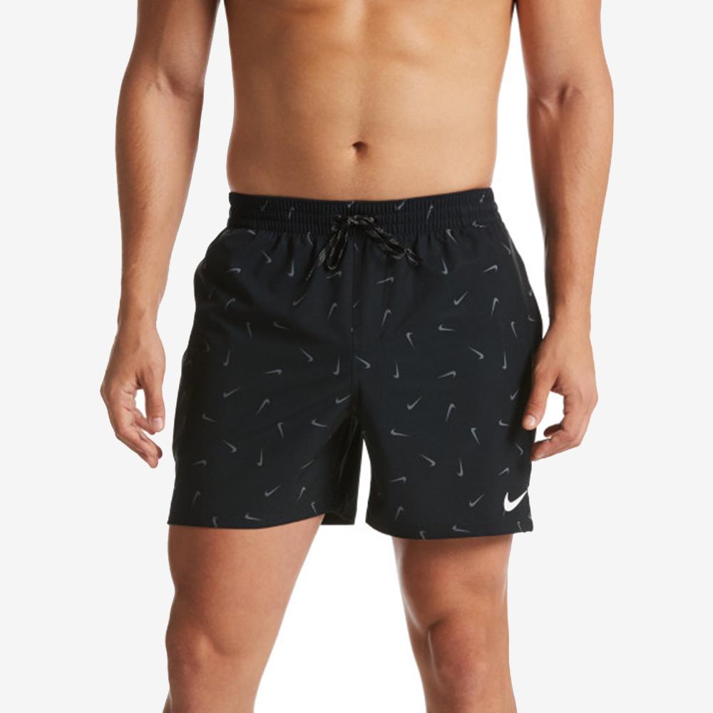 NIKE FUNFETTI 成人男性5吋海灘褲 NESS9436