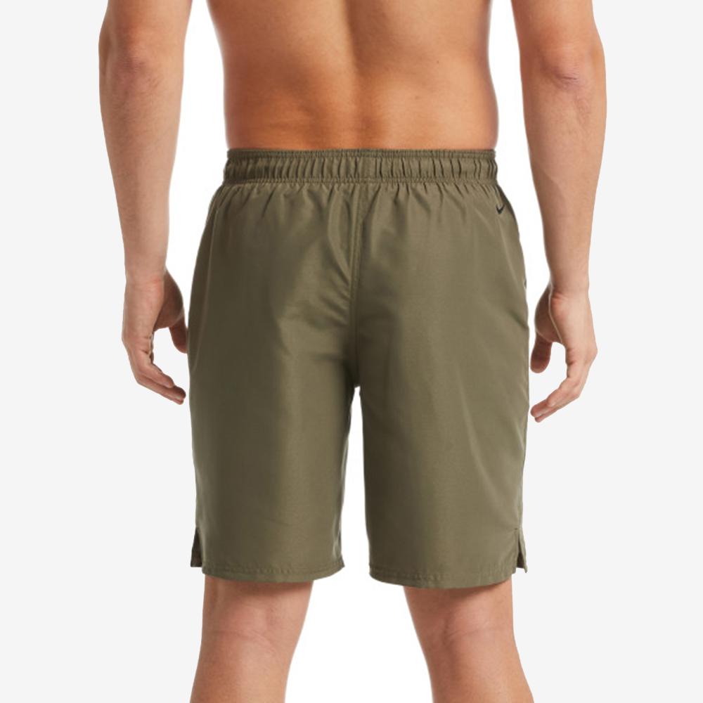 NIKE LOGO SOLID 成人男性9吋海灘褲 NESS9503