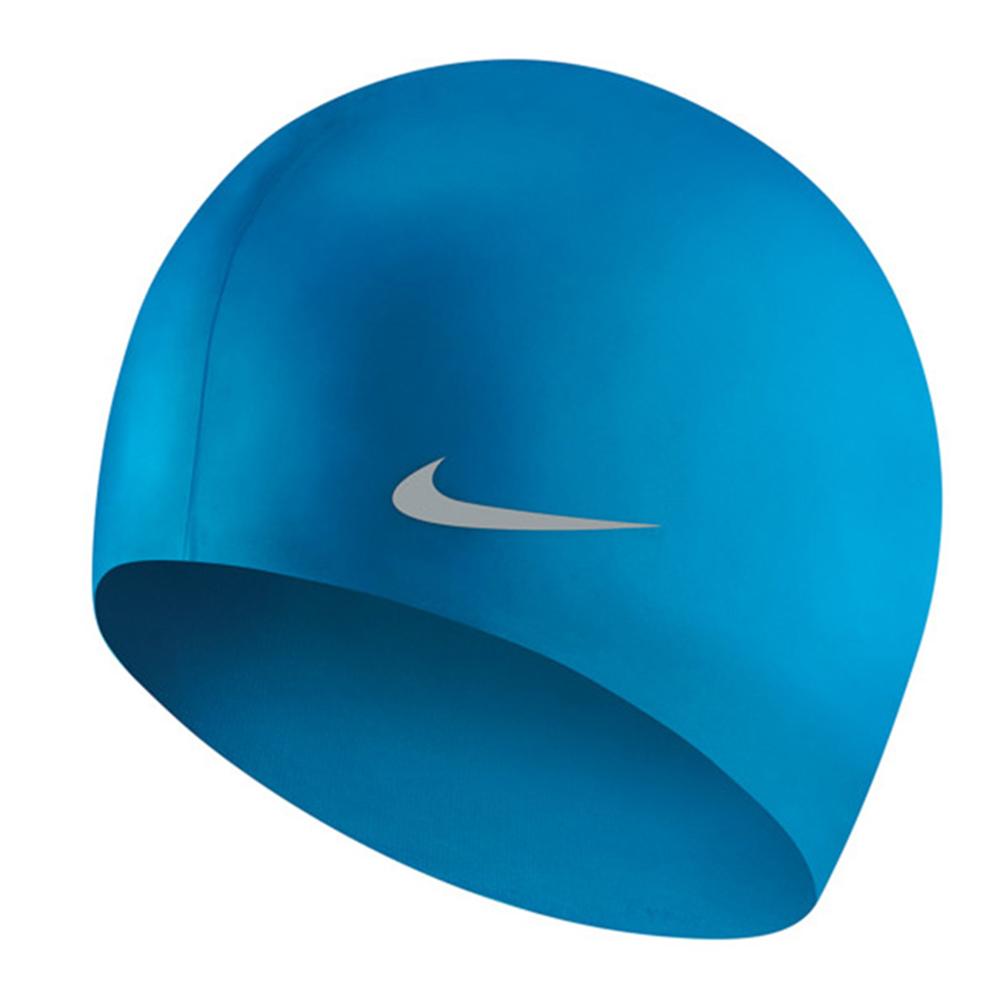 NIKE 兒童矽膠泳帽 TESS0106